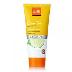 VLCC Fruits Anti Tan Facial Pack 75 gm