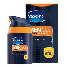 Vaseline - Men Anti Spots Whitening Face Cream SPF 15 200 gm