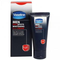 Vaseline - Men Anti Spots Whitening Face Cream 50 gm
